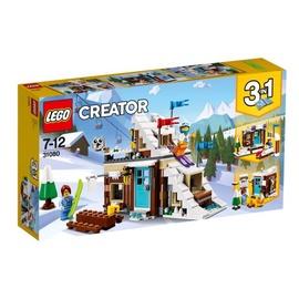 Konstruktor LEGO Creator, Modulaarne talvepuhkus 31080