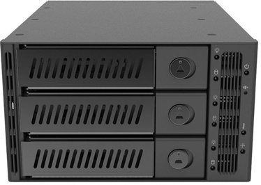 Chieftec HDD Enclosure SAS/SATA Backplane CMR-2131SAS