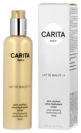Carita Lait De Beaute 14 Ultra Hydrating Comforting Milk For Body 200ml