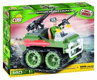 Cobi Small Army All Terrain Mobile Launcher 140pcs 2161