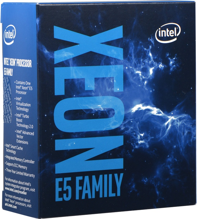 Intel® Xeon® E5-1620 v4 3.5GHz 10MB BOX BX80660E51620V4