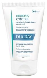Roku krēms Ducray Hidrosis Control Antiperspirant, 50 ml
