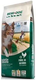 Сухой корм для собак Bewi Dog Basic, 12.5 кг