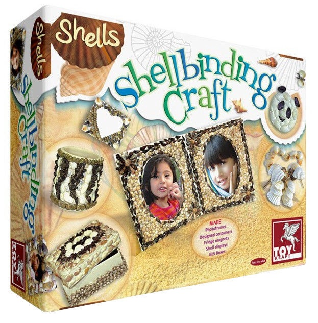 Toy Kraft Shellbinding Craft 39509