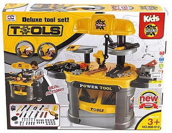 Tommy Toys Deluxe Tool Set 481879