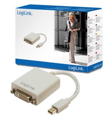 Logilink Mini Display Port To DVI Adapter/Converter