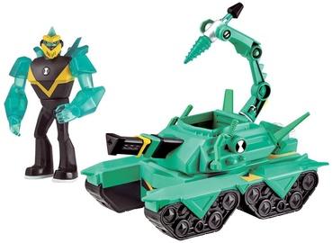 Žaislinė figūrėlė Playmates Toys Ben 10 Diamondhead Power Tank 77402