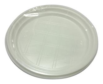SN Plastic Dish Set D20.5cm 10pcs