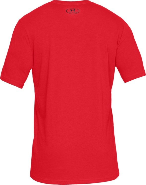 Футболка Under Armour I Will 2.0 Short Sleeve T-Shirt 1329587-633 Red M