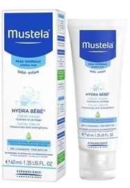 Mustela Hydra Baby Face Cream 40ml