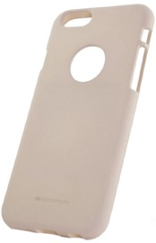 Mercury Soft Surface Matte Back Case For Samsung Galaxy Note 8 Stone