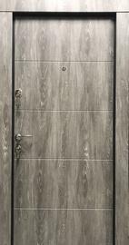 Дверь Optim PO-245, серый, 205 см x 96 см x 4 см