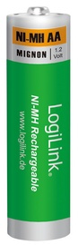 LogiLink Rechargeable Batteries Mignon AA 2500mAh