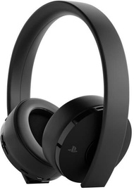 Sony Gold Wireless Headset Black + Fornite