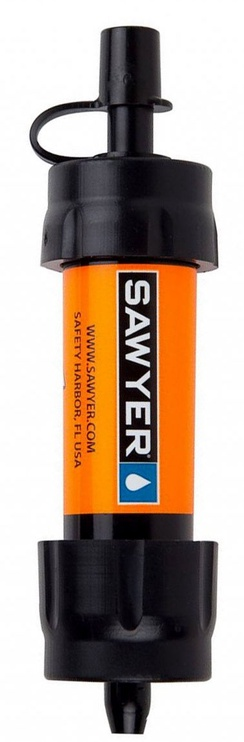 Sawyer Mini Water Filtration System Orange