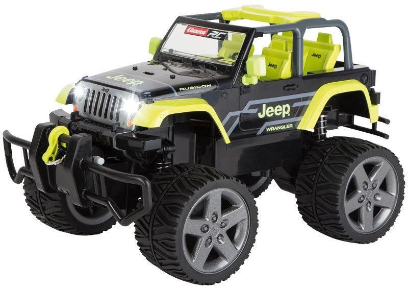 Carrera RC Off Road Jeep Wrangler Rubicon 370162104