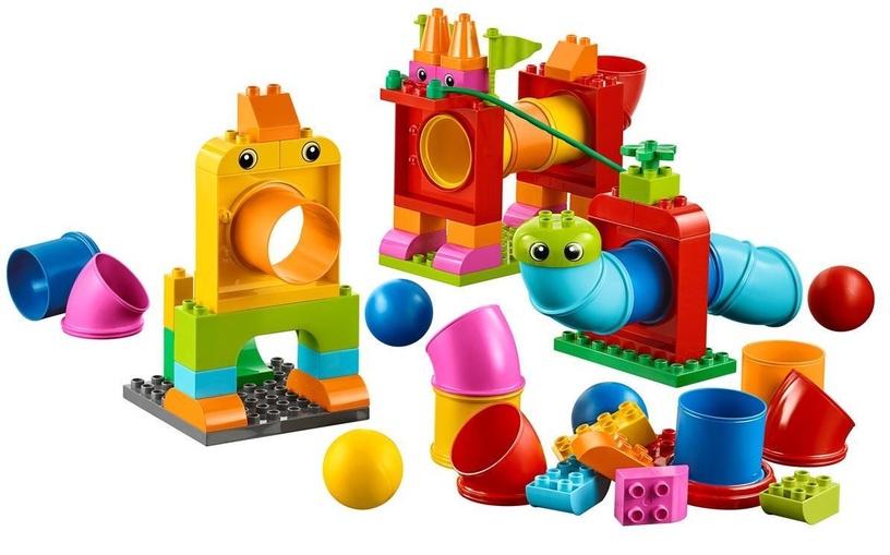 Конструктор LEGO Education Tubes 45026, 150 шт.