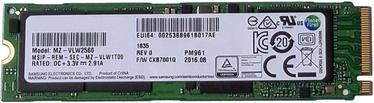 Samsung PM961 256GB PCIE M.2 Bulk MZVLW256HEHP-00000