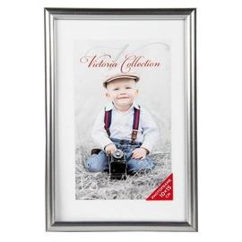 Victoria Collection Future Photo Frame 10x15cm Silver