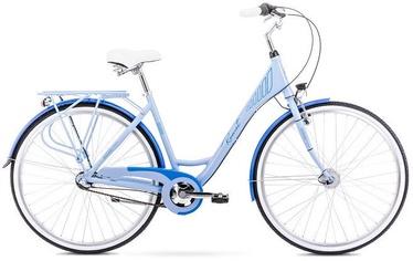 """Dviratis Romet Moderne 3 Blue, 19"""", 28"""""""