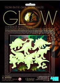 Dekorēšanas komplekts 4M Glow 3D Dinosaur 5426