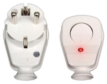 Elektro-Plast AWA-LK 51.20 Plug with Switch White
