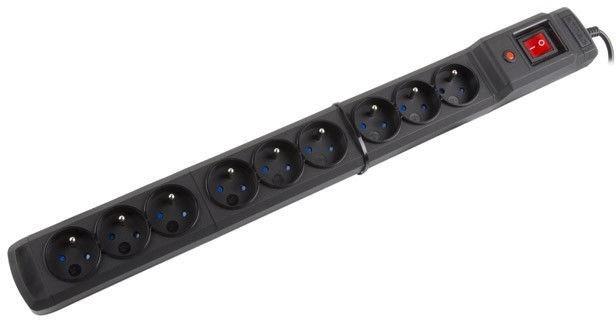 Удлинитель ARMAC Surge Strip M9 4.5 Black