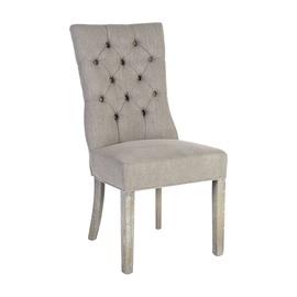 Стул для столовой Home4you Watson 11954, серый