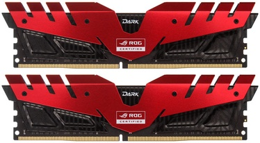 Team Group T-Force ROG Dark Red 16GB 3000MHz CL16 DDR4 KIT OF 2 TDRRD416G3000HC16CDC01