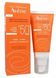 Крем для загара Avene Very High Protection Sun Protect SPF50+, 50 мл