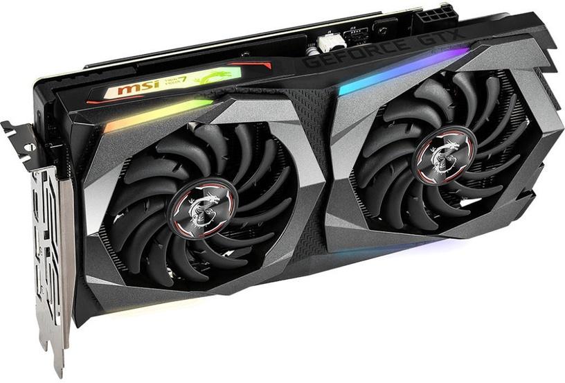 MSI GeForce GTX 1660 Ti Gaming 6GB GDDR6 PCIE GEFORCEGTX1660TIGAMING