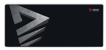 Savio Precision Control L Gaming Mouse Pad Black/Grey
