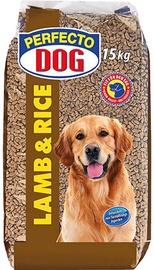 Сухой корм для собак Perfecto Dog Lamb & Rice 15kg