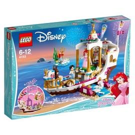 Konstruktors LEGO Disney Princess Ariel's Royal Celebration Boat 41153