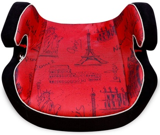 Bertoni Lorelli Venture Black & Red Cities