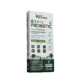 Universalus organinis mišinys Nord Organics Soil Probiotic, 50 l