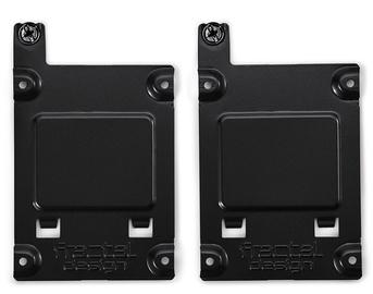 Fractal Design R6 SSD Bracket Kit Black