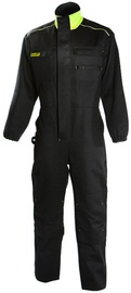 Dimex 646 Welder Overall Black/Yellow 3XL