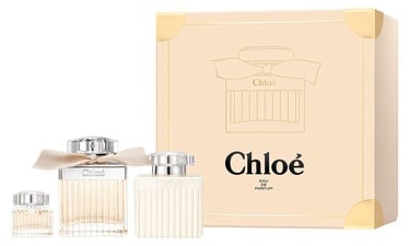 Chloe Signature 75ml EDP + 100ml Body Lotion + 5ml EDP