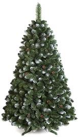 Dirbtinė Kalėdų eglutė AmeliaHome Lemmy Green, 220 cm, su stovu