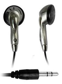 Vakoss MH123E Stereo Headphones Silver