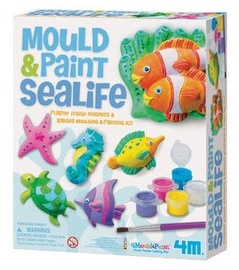 4M Mould And Paint Sealife Underwater World