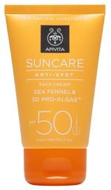 Apivita Anti-Spot Face Cream SPF50 50ml
