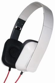 """Ausinės Gembird Folding stereo headphones """"Rome"""" White"""