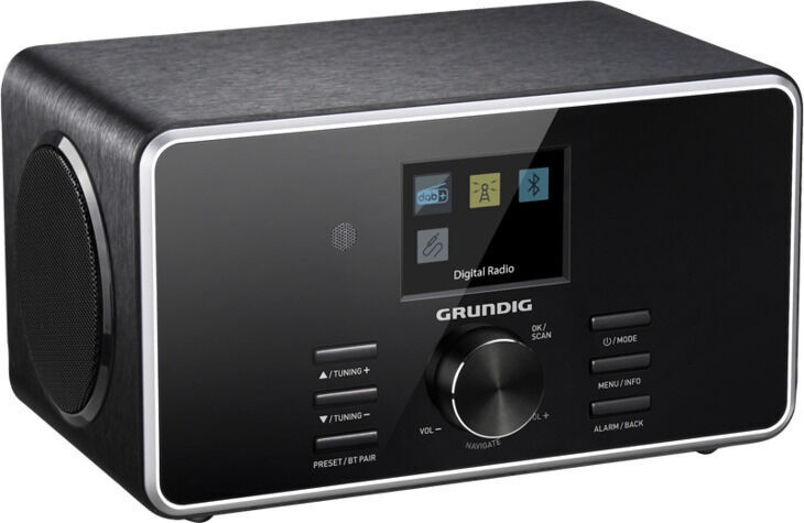 Grundig DTR 4500 2.0 Bluetooth DAB+