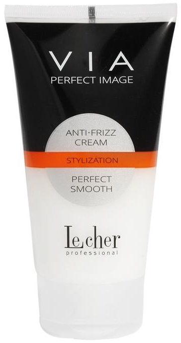 Lecher Professional VIA Perfect Smooth Anti Frizz Hair Cream 150ml