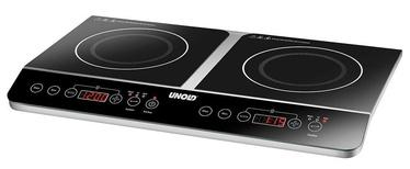 Unold Induction Cooker Doppel Elegance 58175 Black