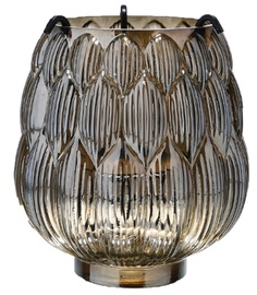Home4you Luxo Vase Candle Holder D19xH20cm