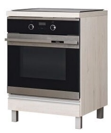 Bodzio Lower Kitchen Cabinet Monia 60cm Oak Soma Pearl