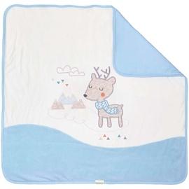 Sega Bembi Baby OD5-400 White/Blue, 90x90 cm